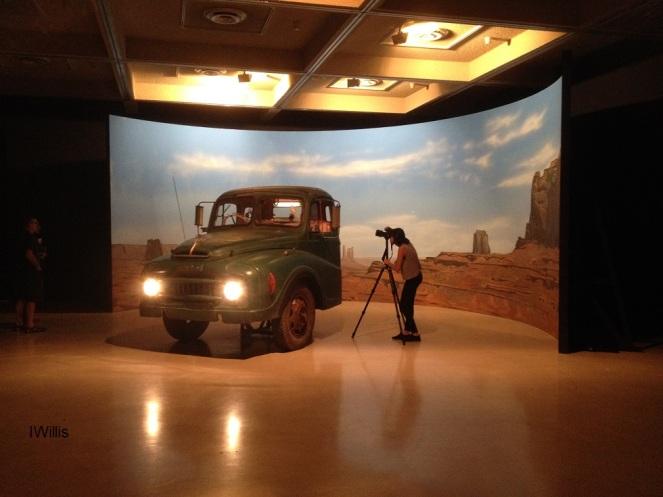 Campbelltown Art Centre Launch SheerFantasy 2018Apr Truck