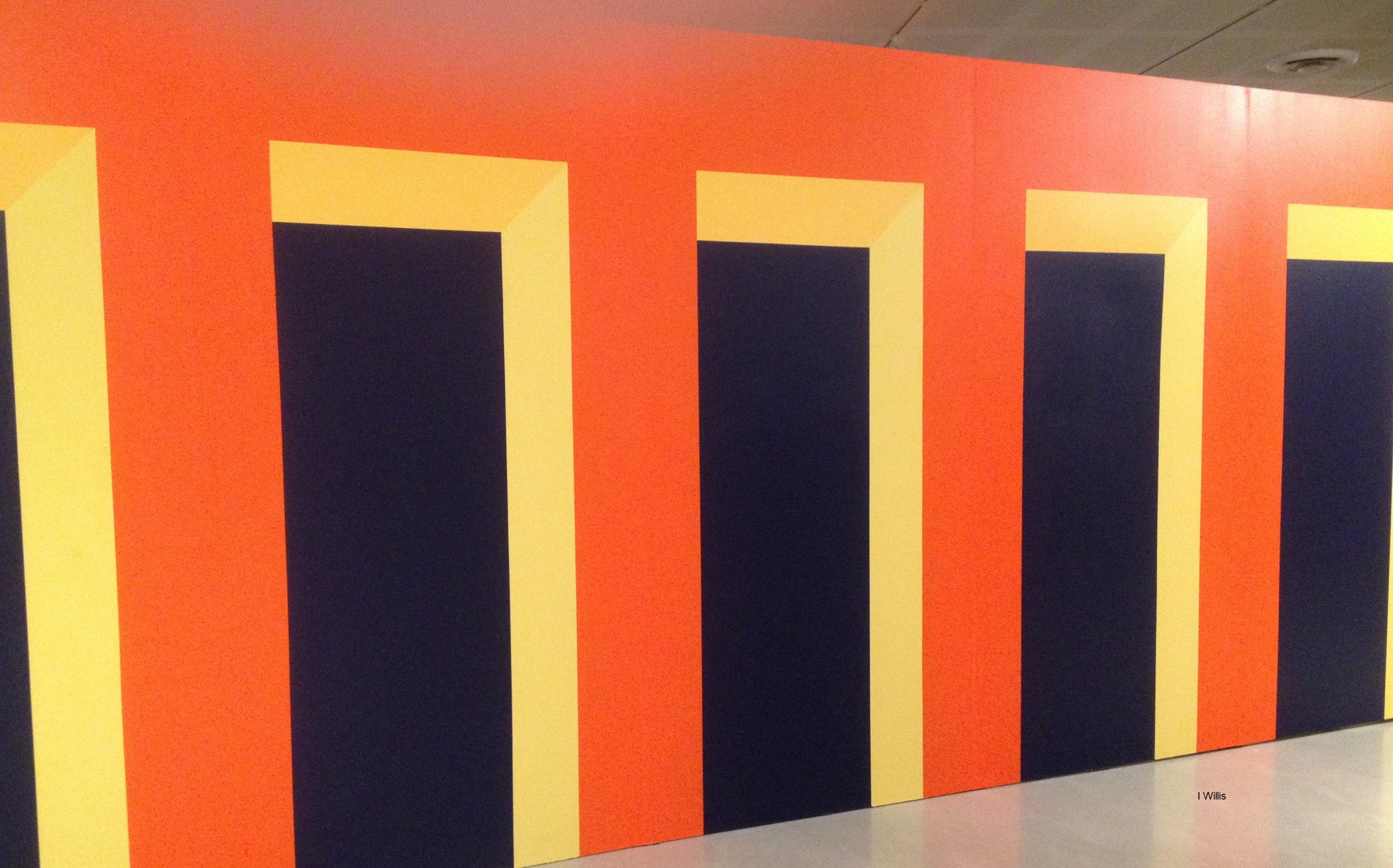 Campbelltown Art Centre Launch SheerFantasy 2018Apr Wall