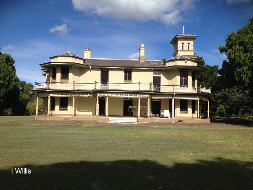 Concord Yarralla Estate House 1850s (2018)