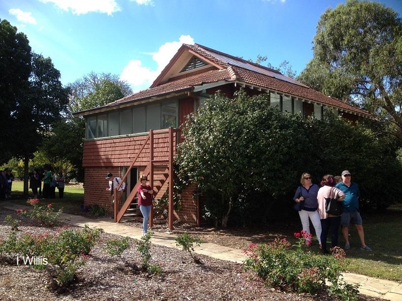 Concord Yarralla Estate Squash Court (2018)