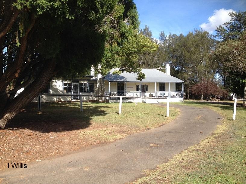 Concord Yarralla Estate Woodbine 1833 (2018)