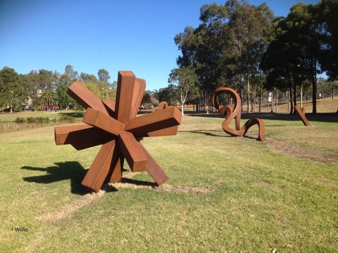Campbelltown WSU Sculptures 2018[4]