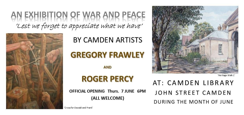 Camden Art Exhibition Frawley&Percy exhibition g&r 1 (4)