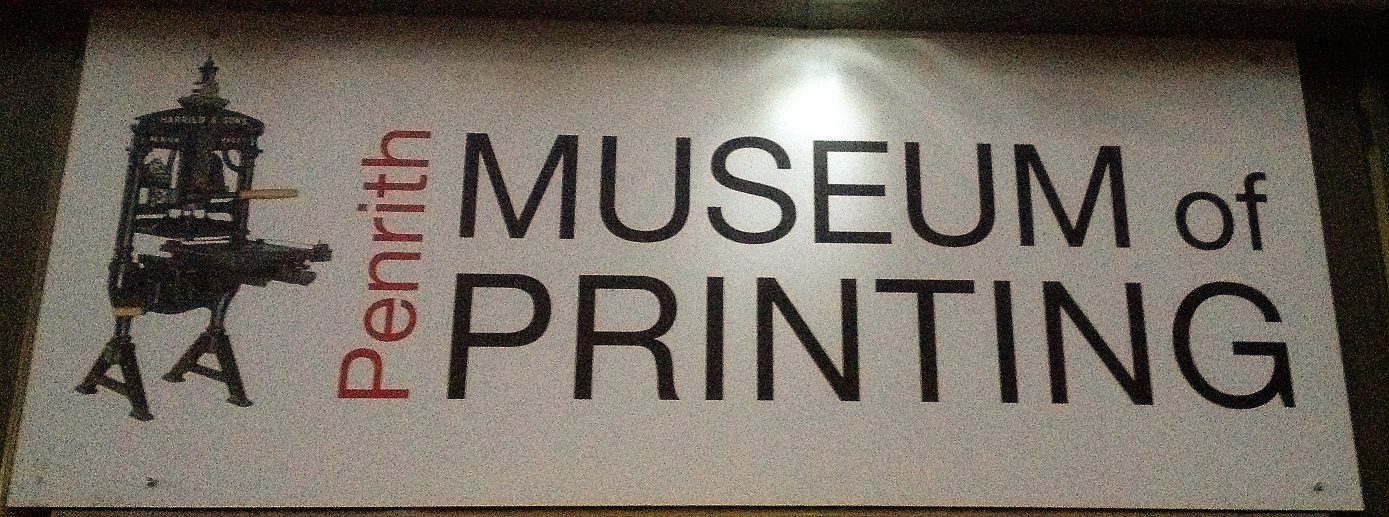 Penrith Museum of Printing signage (2)lowres