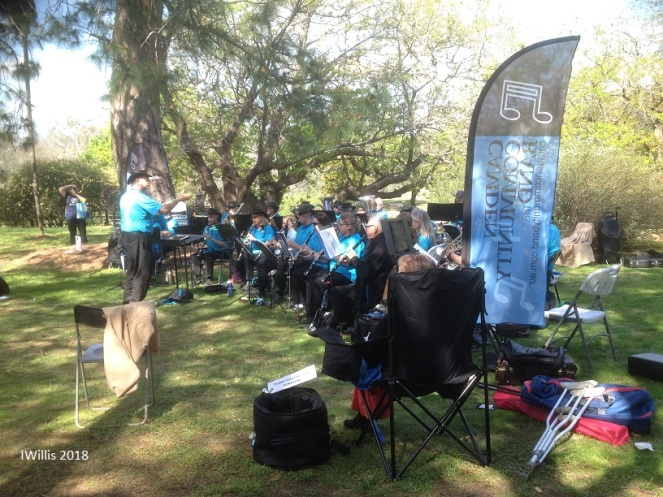 Camden Community Band Camden Park Open Day 2018[2] IWillis lowres