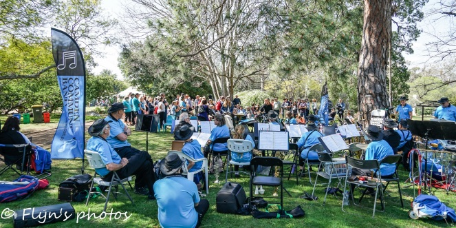 Camden Park House Camden Community Band Flyn LForbes 2018
