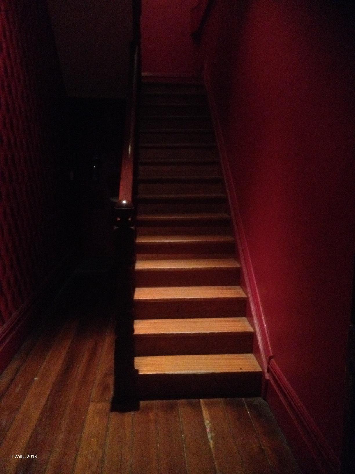 Camden Whitemans Going Upstairs (at Freds) 2018 IWillis
