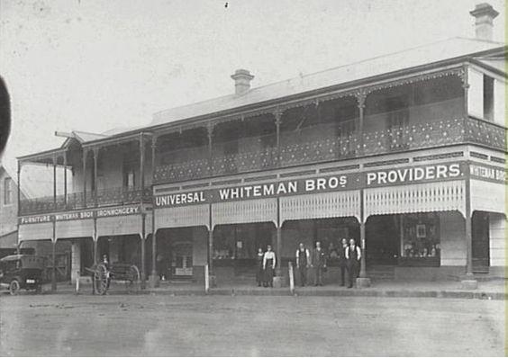Camden Whitemans Store 1923 CIPP