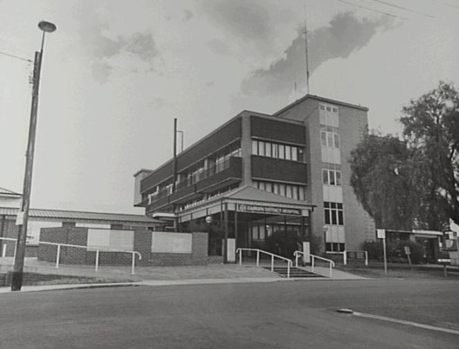Camden Hospital Hodge Wing JKooyman 1995 CIPP