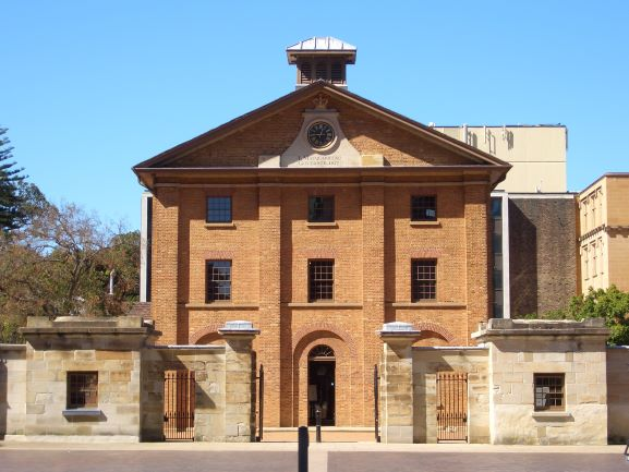 Sydney Hyde Park Barracks WHS Wikimedia lowres