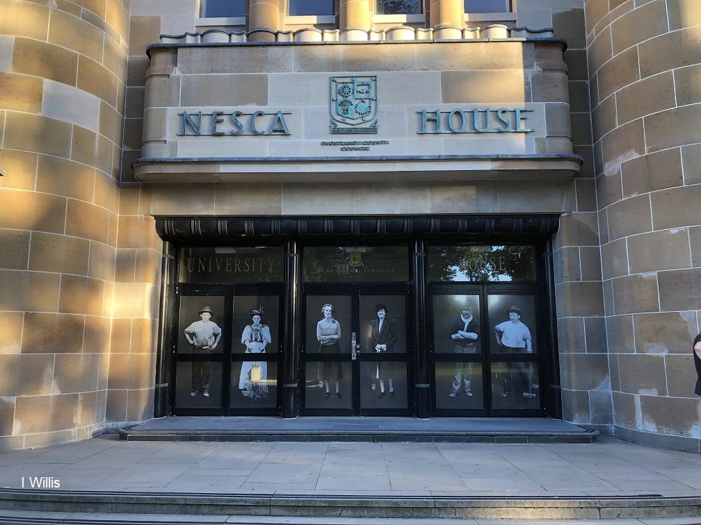 Newcastle Nesca House 2018