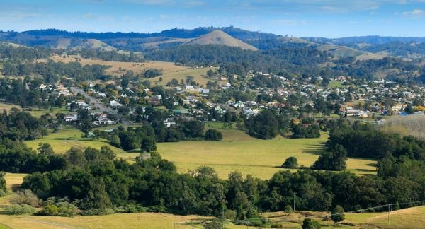 Landscape Dungog view from LO 2018