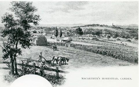 camden park 1886 garran