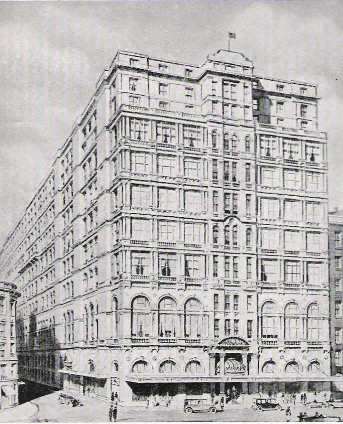 sydney hotel australia 1932 wikimedia