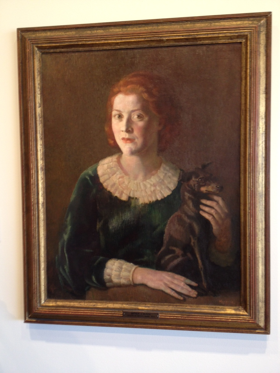 1935_Murch Susan Crookston_Portrtait