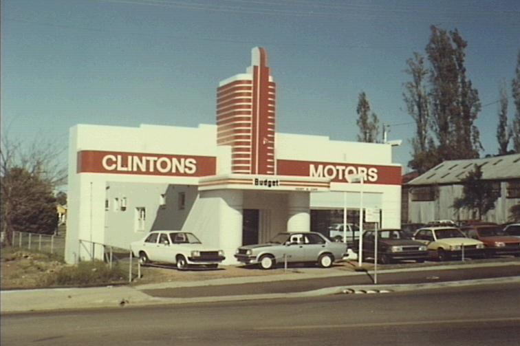 Camden Clinton Motors 1983 JWrigley CIPP