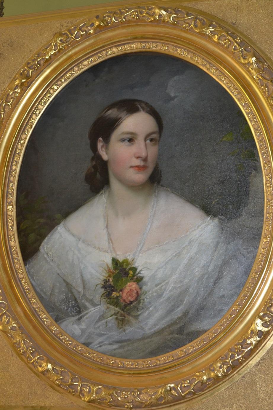 Elizabeth Macarthur Onslow Portrait lowres