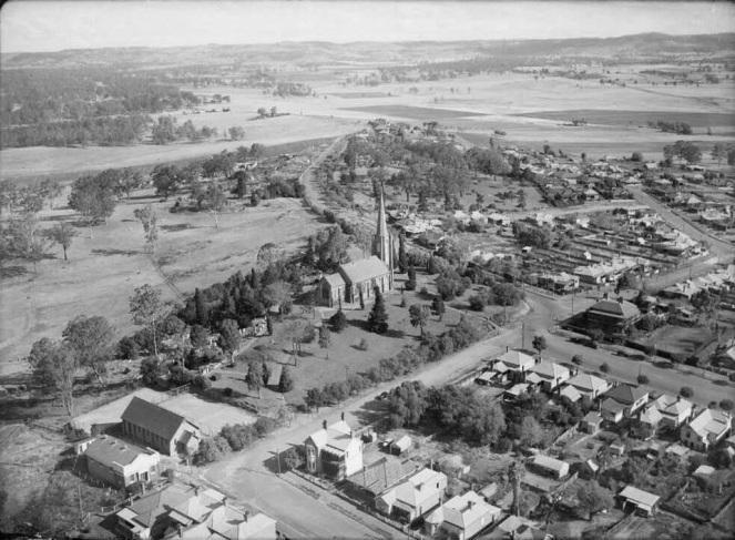 Camden Aerial 1940 CIPP