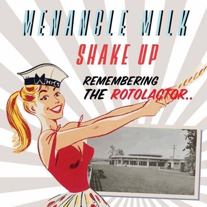 Menangle Promo MilkShake UP