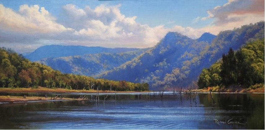 Art Burragorang Valley Robyn Collier 2019
