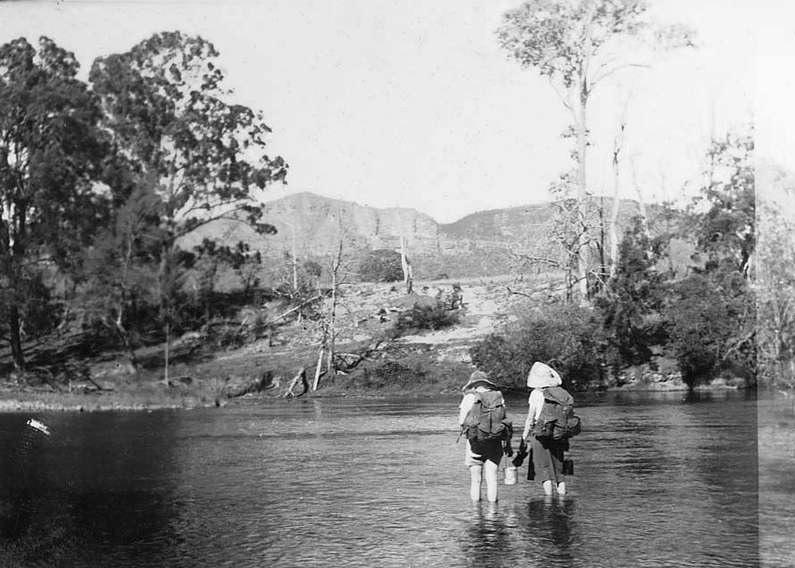 Burragorang Valley Bushwalkers 1941