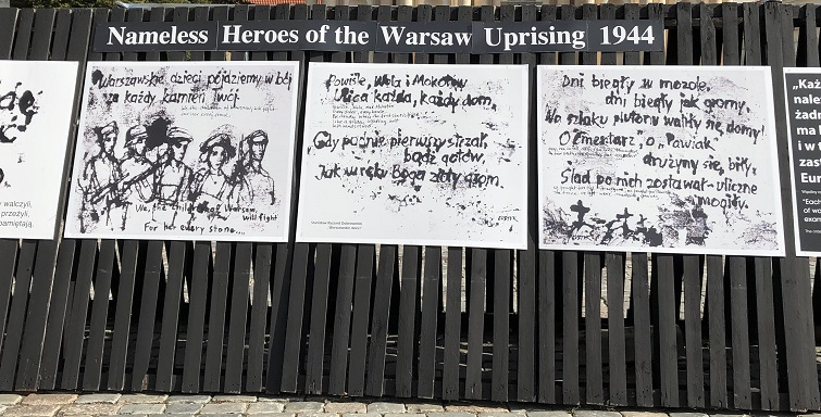 Poland 1944 Uprising memorial 2019 lowres