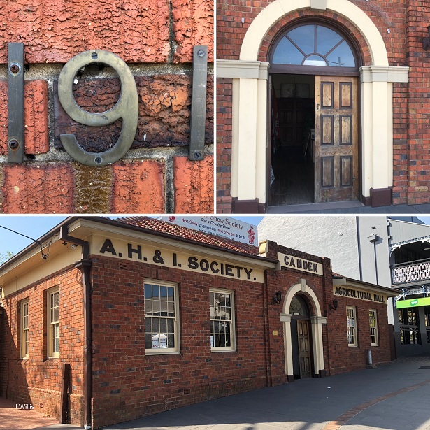 Camden Agricultural Hall 1936 Extensions IW2019 lowres