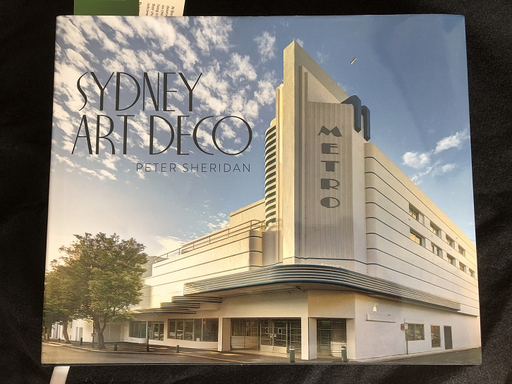 Peter Sheridan Sydney Art Deco Cover lowres