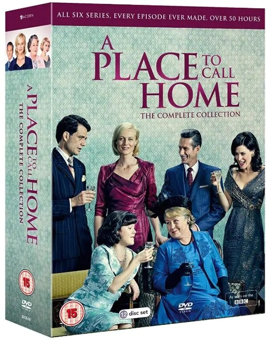 A Place to Call Home DVD