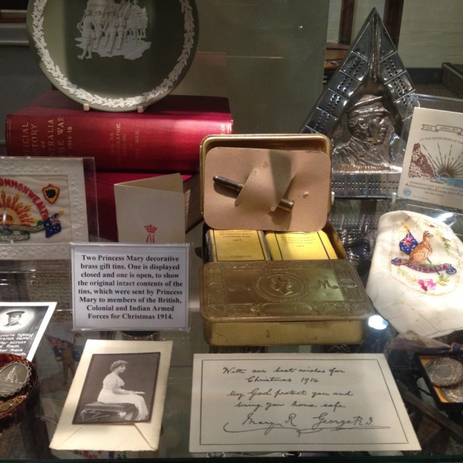 Princess Mary Christmas Gift Tin 1914