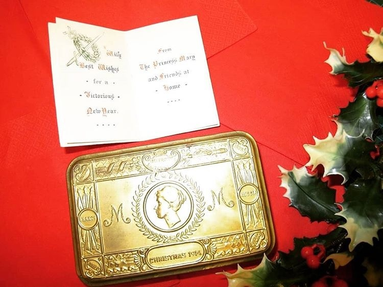 Princess Mary Gift Tin 1914