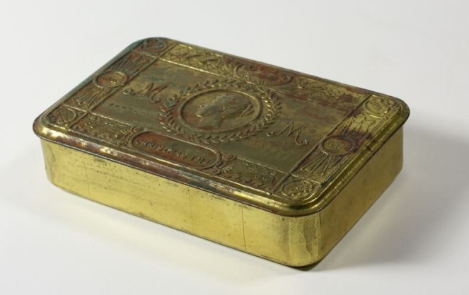 Princess Mary Gift Tin 1914