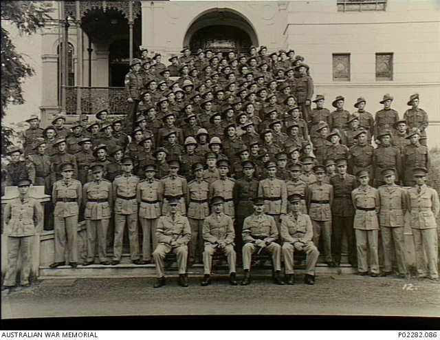 Narellan ECTS Studley Park 1939 Hall& Co AWM