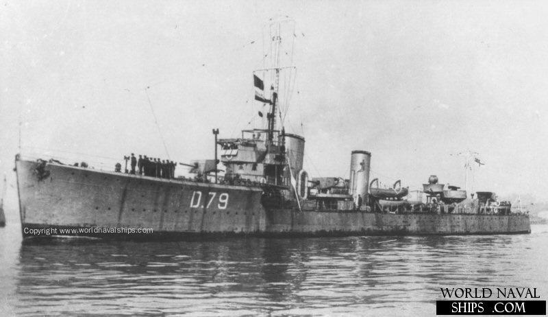 HMS Tomahawk