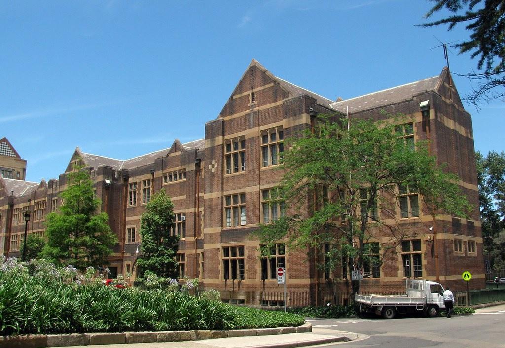 Sydney Teachers College 2011 Flkr