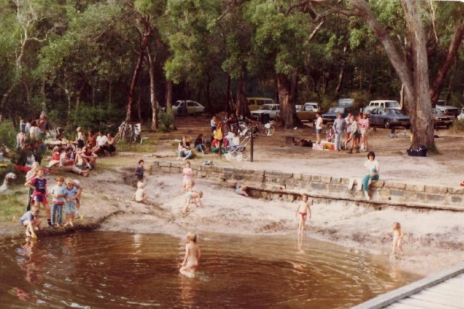 Thirlmere Lakes Families Picnic 1984 DHunt