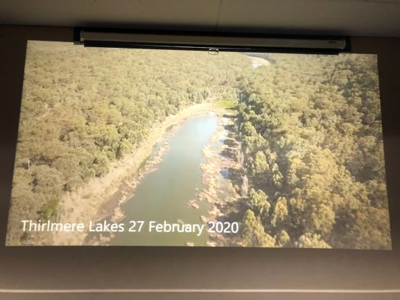Thirlmere Lakes Science Day Aerial View 27Feb2020 2020Feb28 lowres