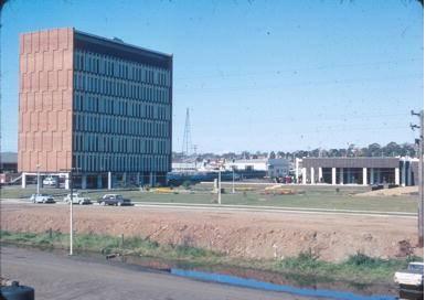 Campbelltown Council office 1966 CIPP
