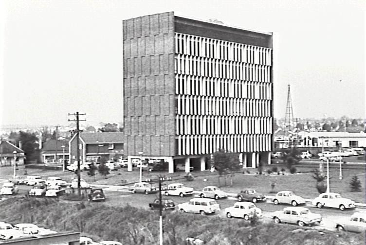 Campbelltown Council offices 1967 CCL